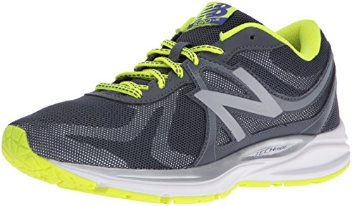 Motion Shoes Women Running Control (New Balance Women's W580LG5 Running Shoe, Dark Grey, 7.5 B US)