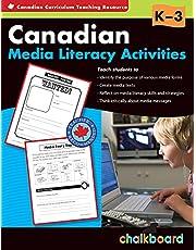Canadian Media Literacy Activities Grades K-3