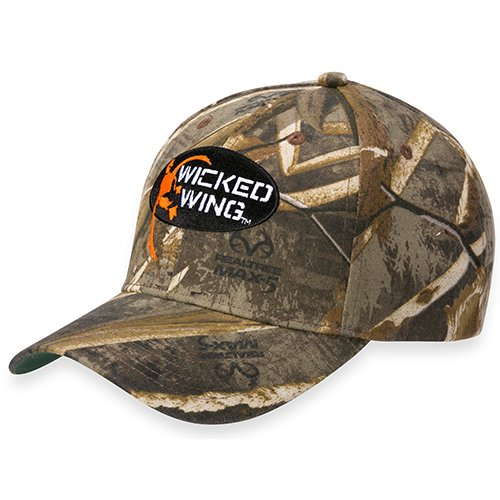 Browning, Cap, Wicked Wing, Realtee Max - Wicked Wing