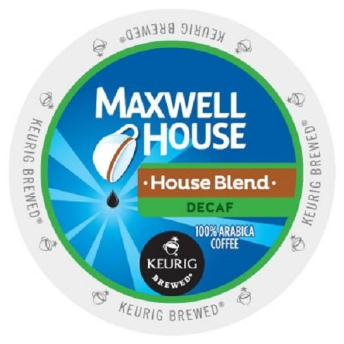 (Maxwell House Decaf Coffee Single Serve K Cups, 24 Count)
