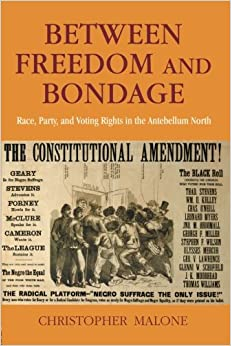 Book Between Freedom and Bondage: Race, Party, and Voting Rights in the Antebellum North