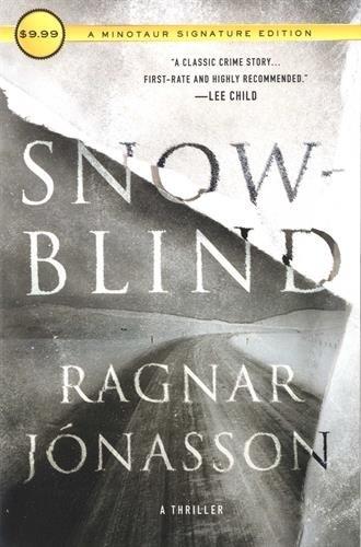- Snowblind: A Thriller (The Dark Iceland Series)