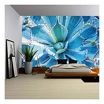 Sharp Pointed Agave Plant Leaves, Crafted to Perfection, Magnificent Piece of Art