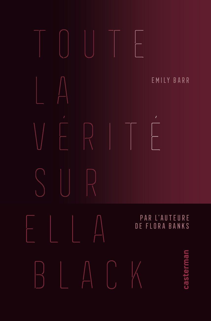 """Résultat de recherche d'images pour """"toute la vérité sur ella black"""""""