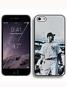 Slim Case Derek?Jeter MLB Retro Player Iphone 5/5S /4.7 Protector Case