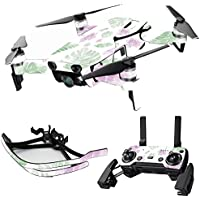 MightySkins Skin for DJI Mavic Air Drone - Water Color Flowers | Max Combo Protective, Durable, and Unique Vinyl Decal wrap cover | Easy To Apply, Remove, and Change Styles | Made in the USA