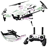 Cheap MightySkins Skin for DJI Max Coverage – Water Color Flowers | Protective, Durable, and Unique Vinyl Decal wrap Cover | Easy to Apply, Remove, and Change Styles | Made in The USA
