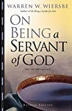 img - for On Being a Servant of God book / textbook / text book
