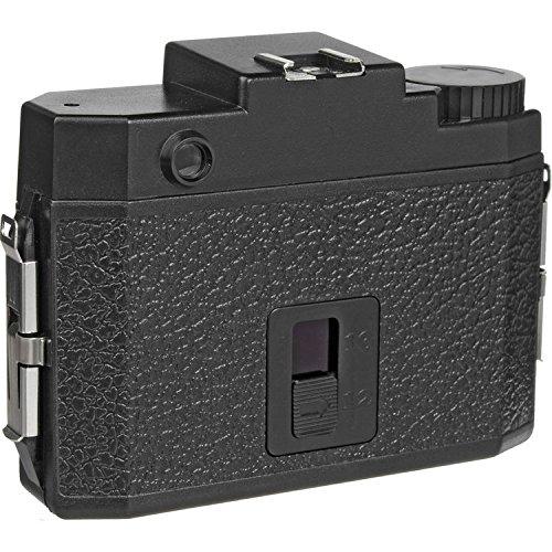 Holga 120N Medium Format Film Camera (Black) with 120 Film Bundle