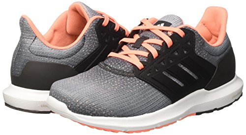 W Chaussures Solyx Femme Adidas Noir Black utility Running Two grey De P5TUq