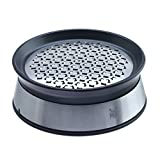 WMF Kitchen Classics Ginger Grater with Storage Container, Stainless Steel/Plastic