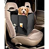 Car Seat Pet, Finelife Small Portable Travel Folding Booster Seat Pet