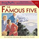 Five Fall Into Adventure & Five Get Into Trouble: WITH Five Get into Trouble (Famous Five)