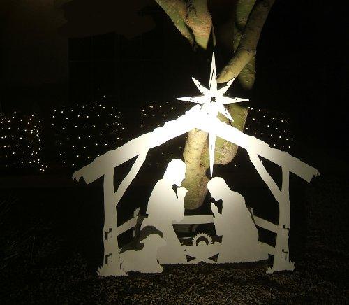 MyNativity Outdoor Christmas Nativity Set, Medium by MyNativity (Image #5)