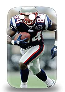 Top Quality Case Cover For Galaxy S3 Case With Nice NFL New England Patriots Deion Branch #84 Appearance ( Custom Picture iPhone 6, iPhone 6 PLUS, iPhone 5, iPhone 5S, iPhone 5C, iPhone 4, iPhone 4S,Galaxy S6,Galaxy S5,Galaxy S4,Galaxy S3,Note 3,iPad Mini-Mini 2,iPad Air )