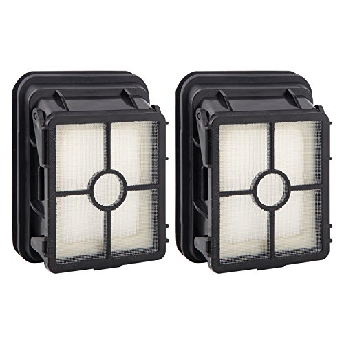 2Pack Filter for Bissell 1866 Cross Wave Vacuum Filter 1785, 1785A, 17852, 17853, 17854, 17855, 17856, 1785Q, 17858, 17859, 1785P, 1785T, 1785V, 1785W, Repacement Part #1608684 and 1866 (2 Pack)