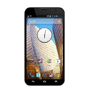 Riv R55 5.5 inch Unlocked 3G Smart Phone (White, 4GB + 8GB MicroSD Card)