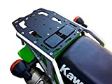 Kawasaki KLR650 ADVENTURE Series Rear Luggage Rack (87-07)
