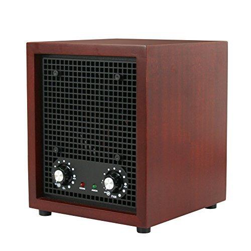 Air Purifier Ozone Ionizer Cleaner : Zney air purifier ionizer deodorizer sq ft ionic