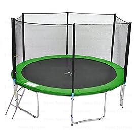 LifeStyle ProAktiv Scala per Trampolino da giardino 400cm