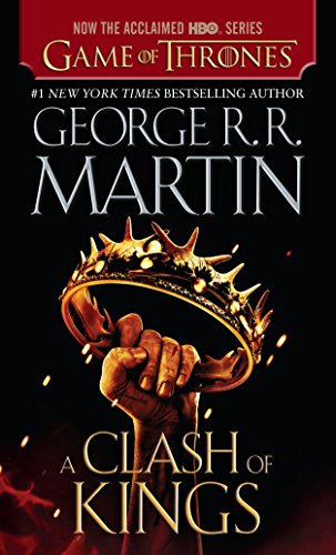 A Clash of Kings (A Song of Ice and Fire, Book 2) (List Of Best American Tv Series)