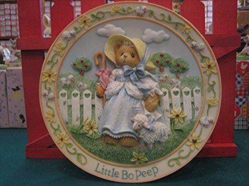 Cherished Teddies Little Bo Peep Collector Plate ()