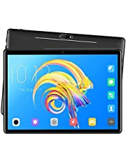Tablet de 10 Pulgadas con 4G & WiFi 3GB de RAM 32GB de Memoria Interna Tablets PC - Android 7.0 Quad Core y Doble Ranuras de Tarjeta SIM Cámara GPS OTG Bluetooth 4.0 IPS1280×800