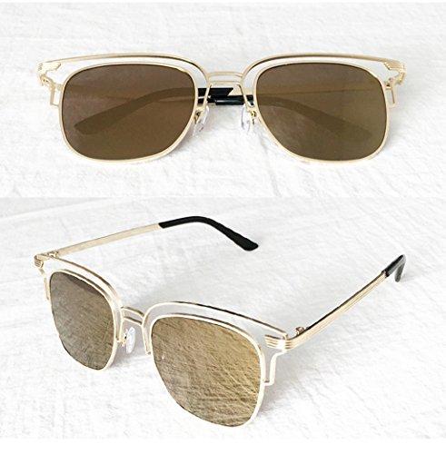 Soleil de Vintage UV de Lunettes Couleur Soleil 3 des Protection Mode X3 100 6 Lunettes Lunettes tEwKyyq1R
