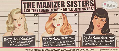 TheBalm Manizer Sisters