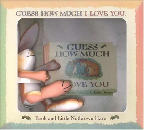 - By Sam McBratney - Guess How Much I Love You: Board Book and Plush (1997-01-02) [Board book]