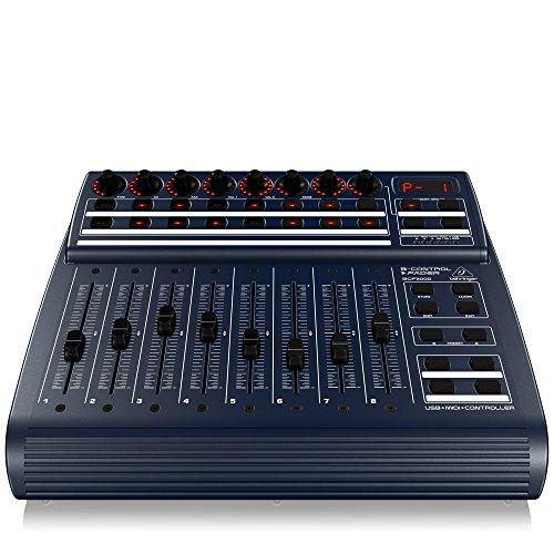 Behringer B Control Fader Bcf2000 Total Recall Usb Midi