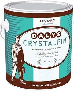 Daly 39 s crystalfin acrylic polyurethane clear wood finish - Clear matt varnish for exterior wood ...