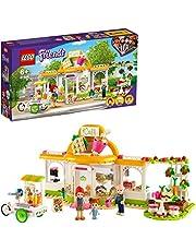 LEGO 41444 Friends Heartlake Citys ekologiska café Byggsats med Minidockor, Ekologiska Leksaker