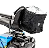 Challenger Mobility J880 Cooler Bag Insulated Large Compartment for Pride Scooter Power Wheelchair Seatback Mount