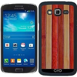 Funda para Samsung Galaxy Grand 2 (SM-G7105) - Madera by Warp9