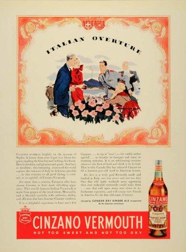 1934-ad-italian-overture-cinzano-vermouth-moscatello-original-print-ad