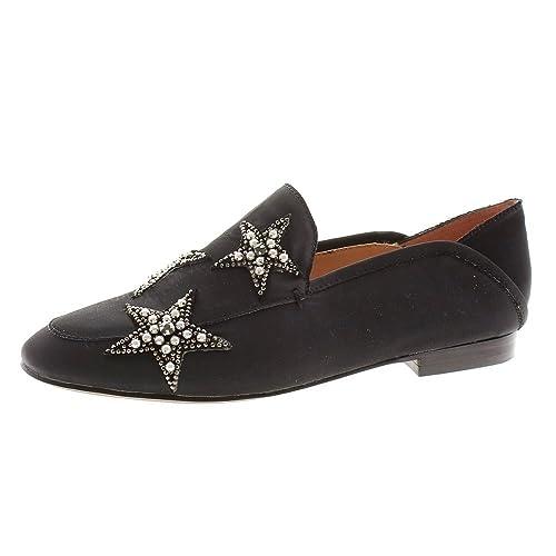 Zapatos Mujer Mocasines Naúticos Lola Cruz 194z85bk Negro 39: Amazon.es: Zapatos y complementos