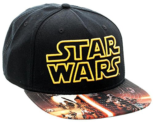 Star Wars Awakens Sublimated Snapback