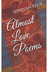 Almost Love Poems Paperback