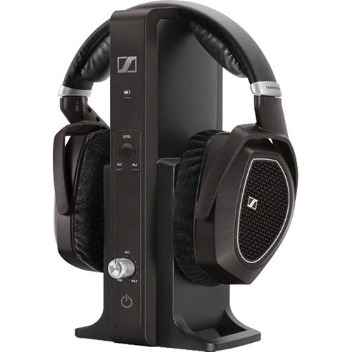 Sennheiser Full Size Open back Digital Lightweight Wireless Noise Reduction Hi-Fi Stereo Headphones