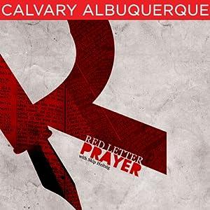 Red Letter Prayer Speech