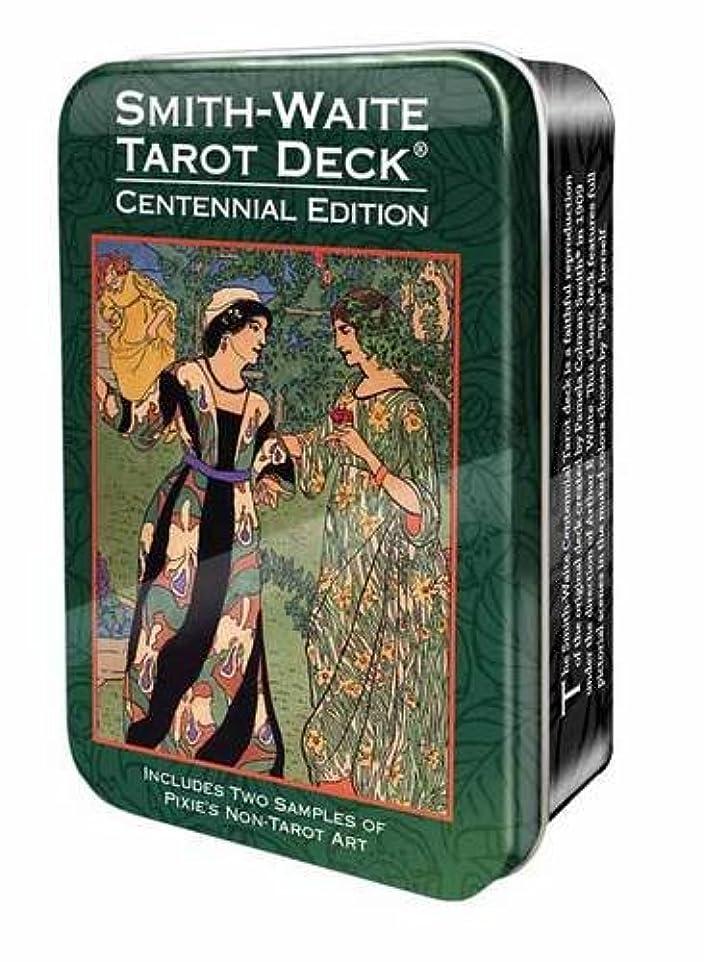 疑い者おしゃれな未知のThe Rider Tarot Deck
