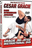 Cesar Gracie Brazilian Jiu-Jitsu & Gracie Jiu-Jitsu Grappling  Instructional Series