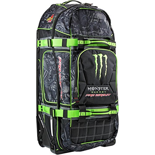 Pro Circuit 55168 Traveler 3 Gear Bag (Bag Pc-Monster Traveler 3) (Circuit Gear Bag)