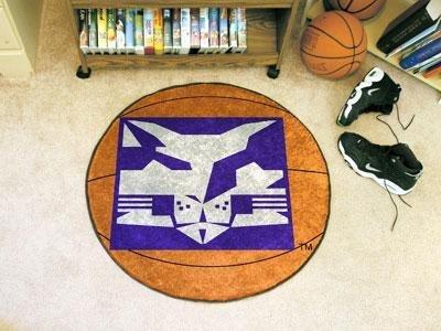 NYU Basketball Rug (Nyu Rug Basketball)