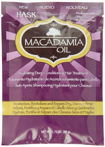Hask Macadamia Oil Moisturizing Deep Conditioning Treatment