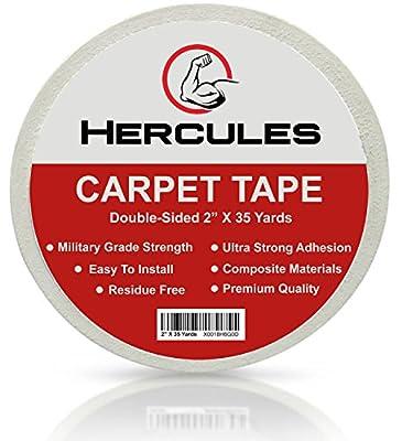 Hercules carpet tape
