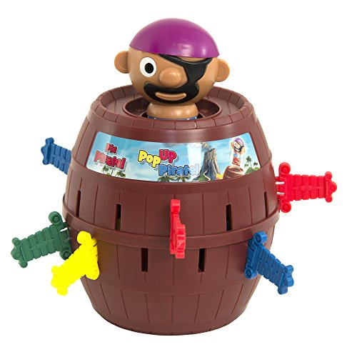 TOMY T46941 Pop Up Pirate Game