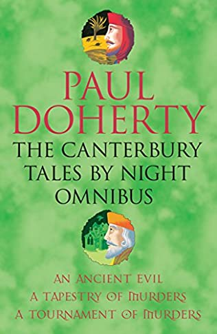 book cover of The Canterbury Tales By Night Omnibus