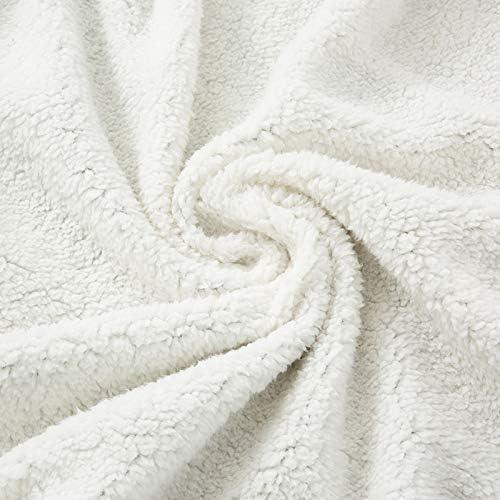 KPII Übergroße Hoodie Sweatshirt, Oversized Sherpa Decke Hoodie, Super Weiche Gemütliche Wearable Blanket Kapuzenpullover,Multi Colored 2,one